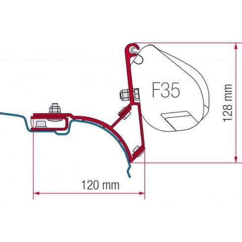 KIT VW T5/T6 MULTIVAN TRANSPORTER