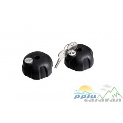 THULE KNOB WITH LOCK