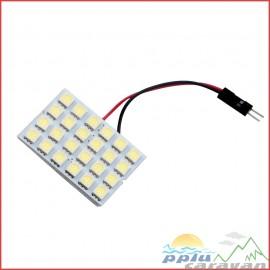 PANEL LED W5W T10 BA9S