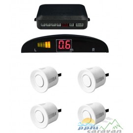 KIT SENSOR PARKING BLANCO
