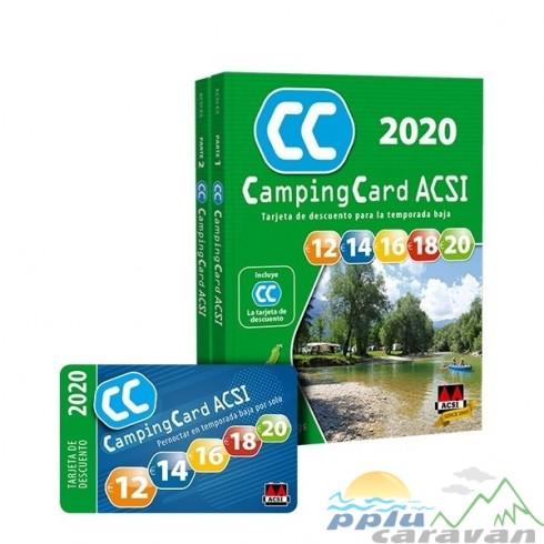 ACSI CAMPINGCARD 2020