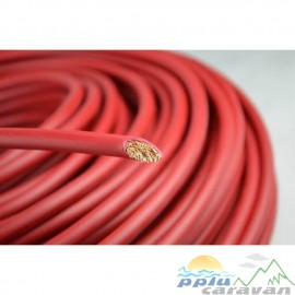 CABLE 25MM ROJO