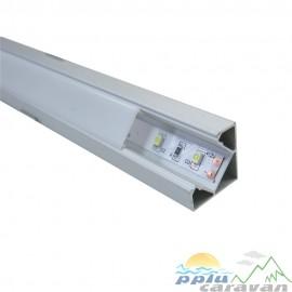 PERFIL LED 90º 1MTS