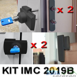 IMC KIT 2019B BLACK